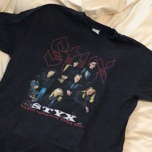 Other - STYX concert T-shirt